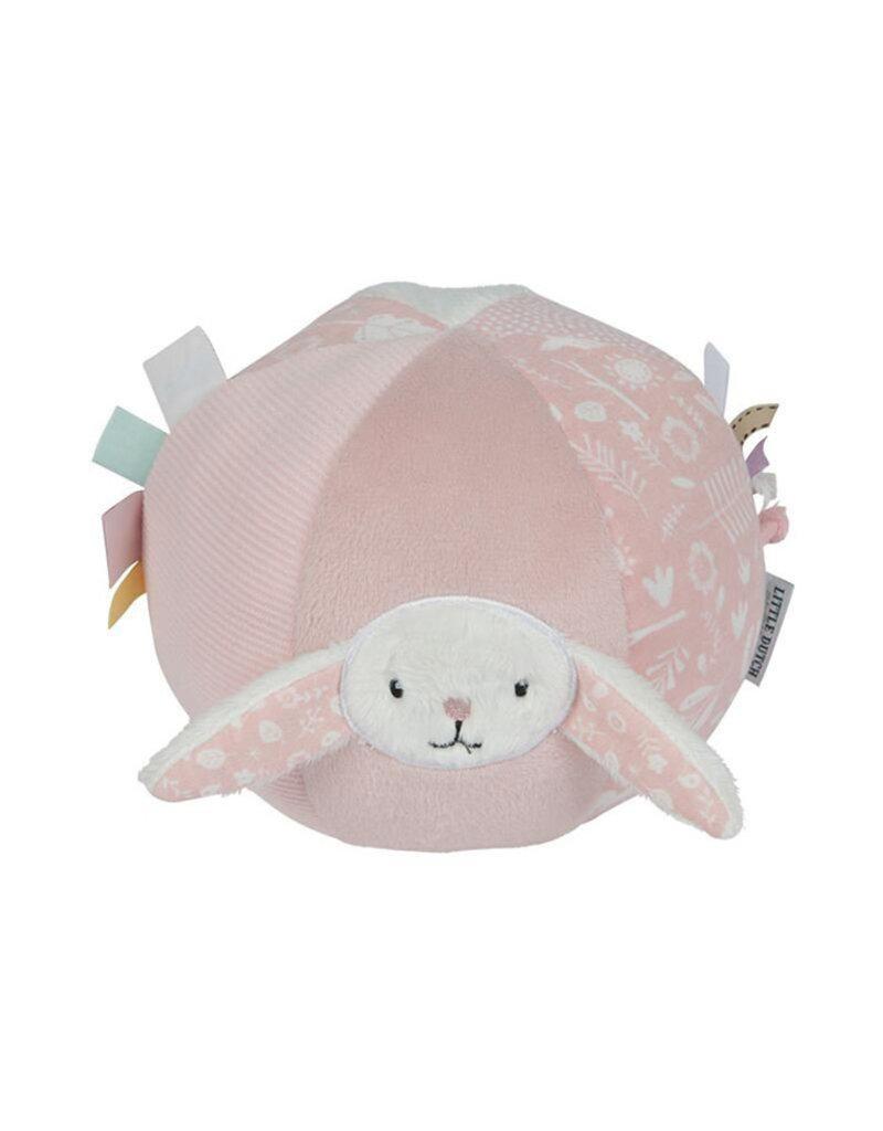 Little Dutch Little Dutch - Bal Konijn Pink