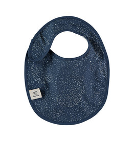 Nobodinoz Nobodinoz - Candy bib Gold bubble Night blue