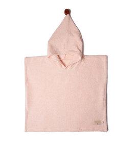 Nobodinoz Nobodinoz - So Cute Poncho Pink