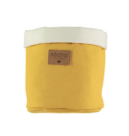 Nobodinoz Nobodinoz - Tango basket Medium Yellow
