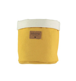 Nobodinoz Nobodinoz - Tango basket Small Yellow