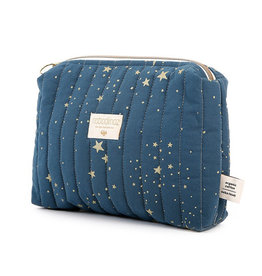 Nobodinoz Nobodinoz - Travel vanity Case Gold stella Night blue