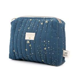 Nobodinoz Nobodinoz - Travel vanity Case Gold stella Night blue