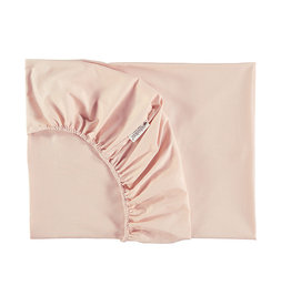 Nobodinoz Nobodinoz - Tibet Drap-housse Single Dream pink
