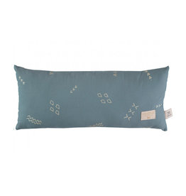 Nobodinoz Nobodinoz - Hardy long Cushion Gold secret Magic green