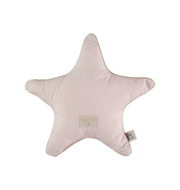 Nobodinoz Nobodinoz - Aristote Star Cushion Dream pink