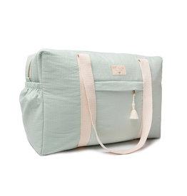 Nobodinoz Nobodinoz - Opera Waterproof Maternity bag Aqua