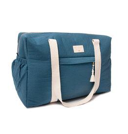 Nobodinoz Nobodinoz - Opera Waterproof Maternity bag Night blue