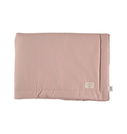 Nobodinoz Nobodinoz - Laponia Blanket Small Honeycomb Misty pink