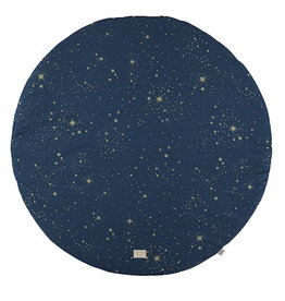 Nobodinoz Nobodinoz - Full moon Playmat Small Gold Stella Night Blue