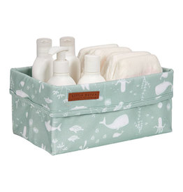 Little Dutch Little Dutch - Panier de toilette grand Ocean Mint