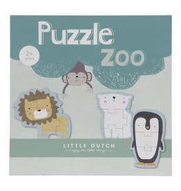 Little Dutch Little Dutch - Puzzles d'animaux