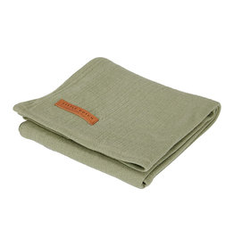 Little Dutch Little Dutch - Swaddle lange Large Pure Olive