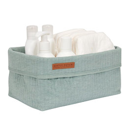 Little Dutch Little Dutch - Panier de toilette Grand Pure Mint