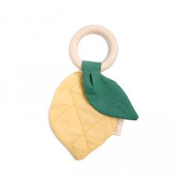 Nobodinoz Nobodinoz - Lemon Teether ring