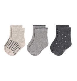 Lassig Lässig - Baby Socks 15-18 Grey