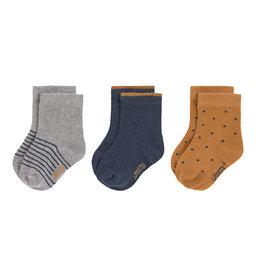 Lassig Lässig - Baby Socks 23-26 Blue