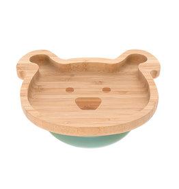 Lässig Lässig - Bamboo-Wood Platter Little Chums Dog