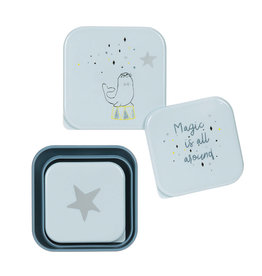 Lassig Lässig - Snackbox 3pcs More Magic Seal