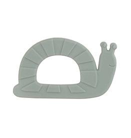Lassig Lässig - Teether Silicone Garden Explorer Snail