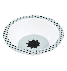 Lässig Lässig - Dish Bowl Melamine Little Chums Dog