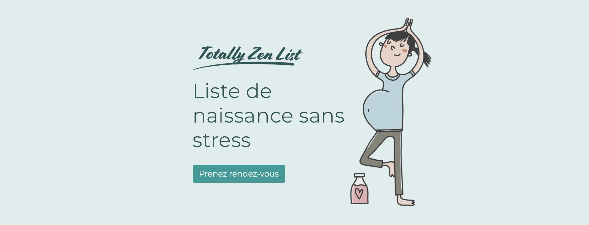 Totally Zen List