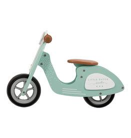 Little Dutch Little Dutch - Draisienne scooter Mint