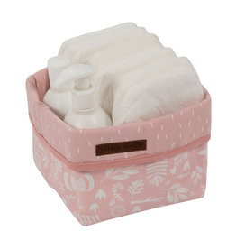 Little Dutch Little Dutch - Panier de Toilette Small Adventure Pink