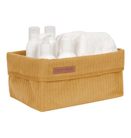 Little Dutch Little Dutch - Panier de toilette Grand Pure Ochre
