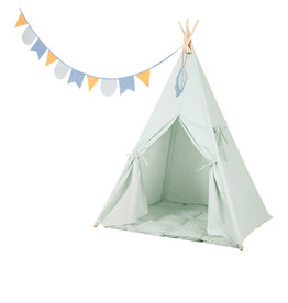 Little Dutch Little Dutch - Tipi Mint