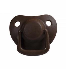 Filibabba Filibabba - Fopspeen 0-6m 2pcs Chocolate