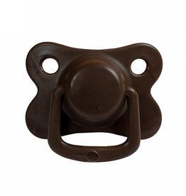 Filibabba Filibabba - Fopspeen +6m 2pcs Chocolate