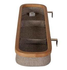 Quax Hangrekje Met Indeling (3) - Katoen/bambou