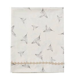 Mies & Co Mies & Co - Toddler bed sheet Little Dreams Off white