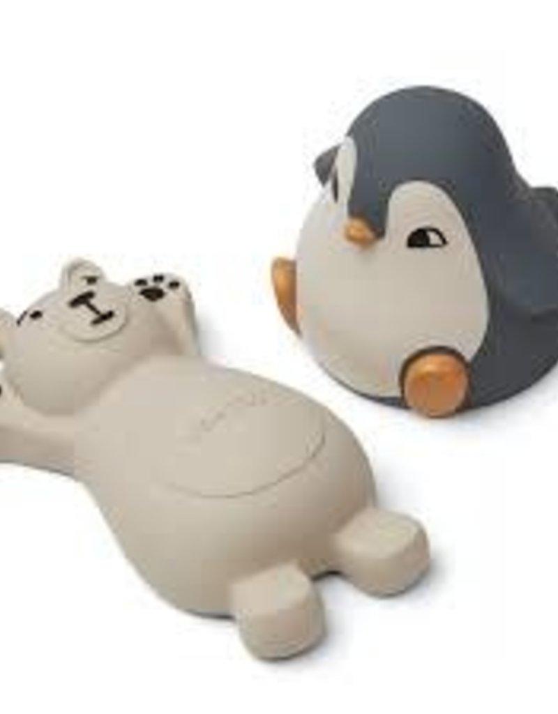 Liewood Badspeelgoed Pinguin