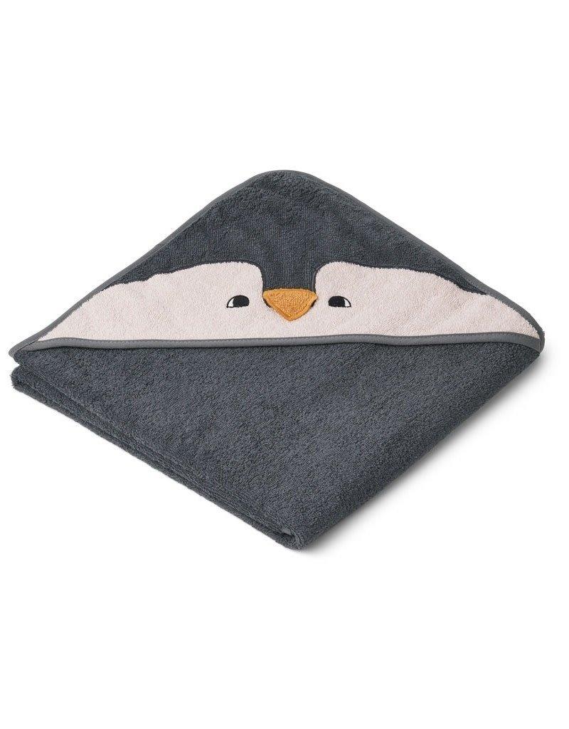 Liewood Augusta badcape Pinguin