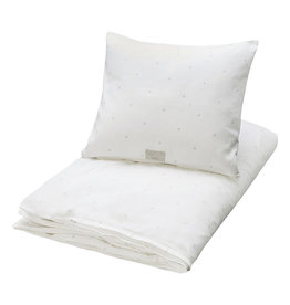 Cam Cam Cam Cam - Junior bedding Dot creme