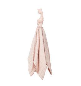 Cam Cam Cam Cam - Giraffe Cuddle Cloth Blossom Pink