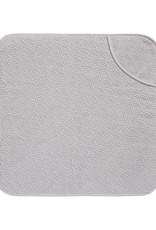 Cam Cam Cam Cam - Hooded Baby Towel Grey