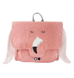 Trixie Trixie - Boekentas Mrs. Flamingo