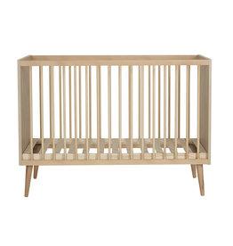 Quax Cocoon Bed 120x60 - Natural Oak