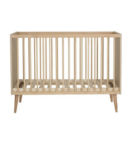 Quax Quax - Cocoon Bed 120x60 Natural Oak