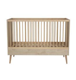 Quax Cocoon Bed 140x70 - Natural Oak