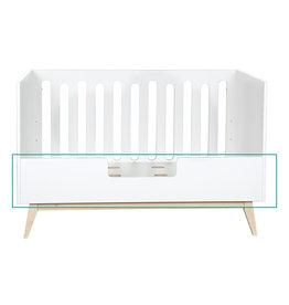 Quax Trendy Bedrail 140x70 - White