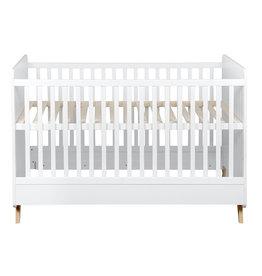 Quax Loft Omvormbaar Bed 140x70 - White