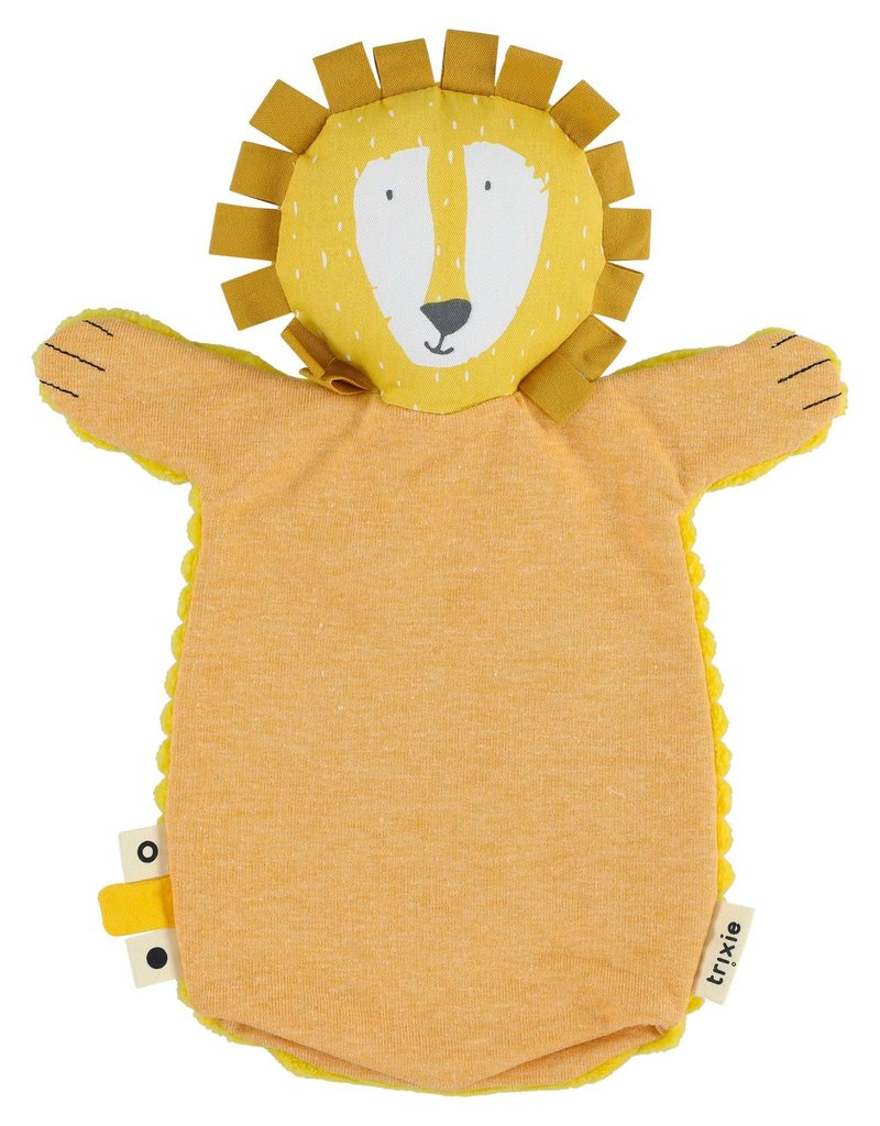 Trixie Handpop Mr. Lion