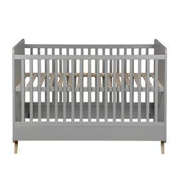 Quax Loft Omvormbaar Bed 140x70 - Grey