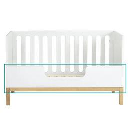 Quax Indigo Bedrail 140x70 - White