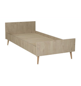 Quax Quax - Cocoon Junior Bed 200x90 Natural Oak