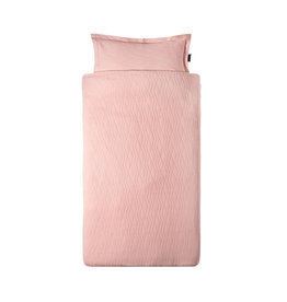 House Of Jamie House Of Jamie - Duvet Cover Geo Jacq Powder Pink